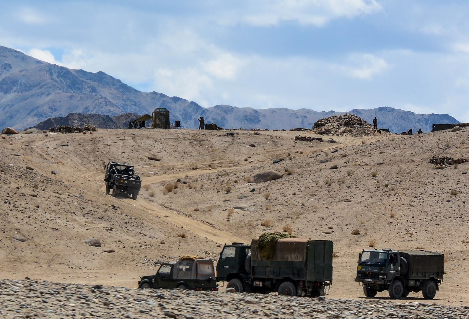 مسؤول هندي: نتوقع إتمام سحب القوات من منطقة الصدام مع الصين خلال أسبوع