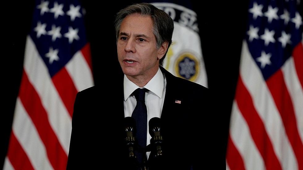 بلينكن: أمريكا غاضبة بسبب الهجوم الصاروخي في العراق
