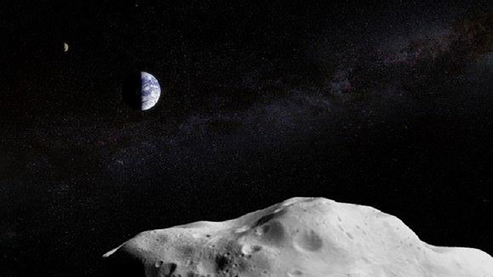 China chooses a Russian device to study an asteroid