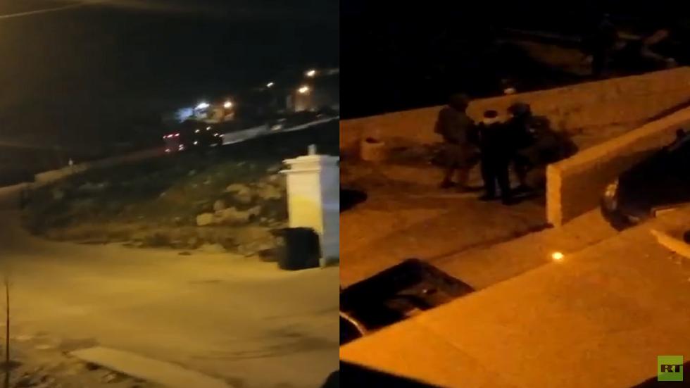 حملة اعتقالات واسعة في الضفة الغربية (فيديو)
