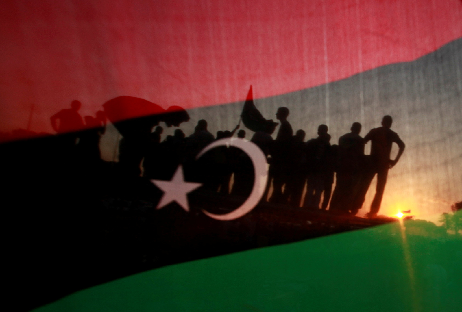 ليبيا تتفكك