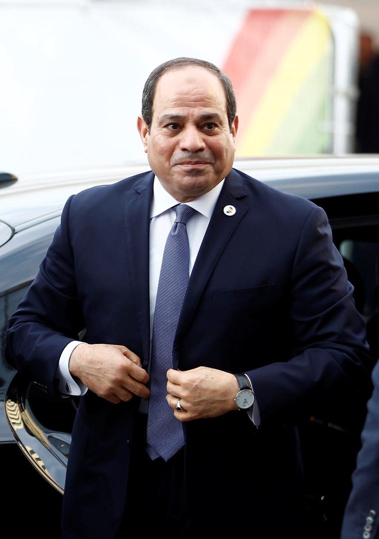 Sisi to the Egyptians: