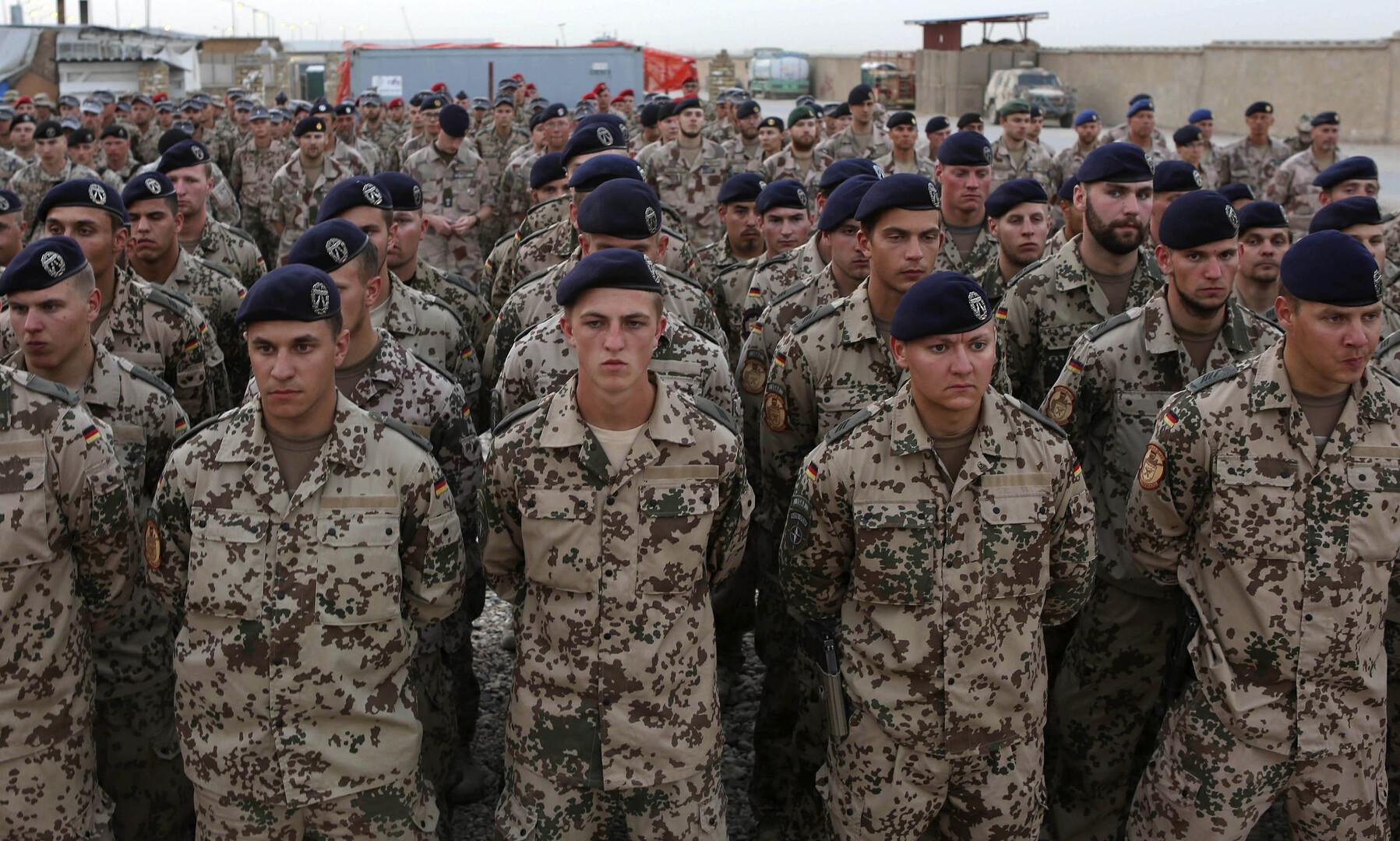 قوات ألمانية في حلف الناتو بأفغانستان