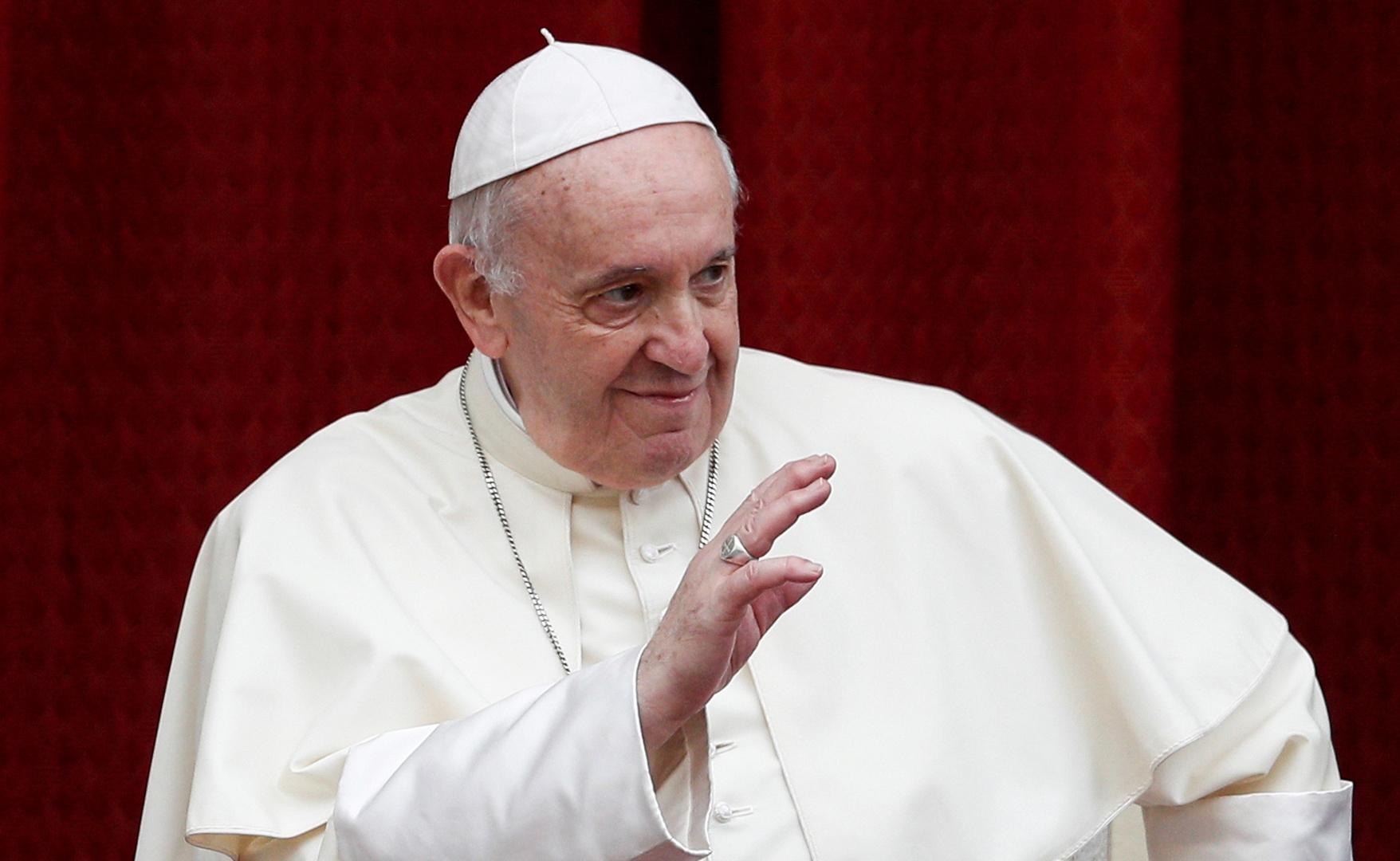 البابا فرنسيس يوجه رسالة في ذكرى مقتل 21 قبطيا في ليبيا على يد