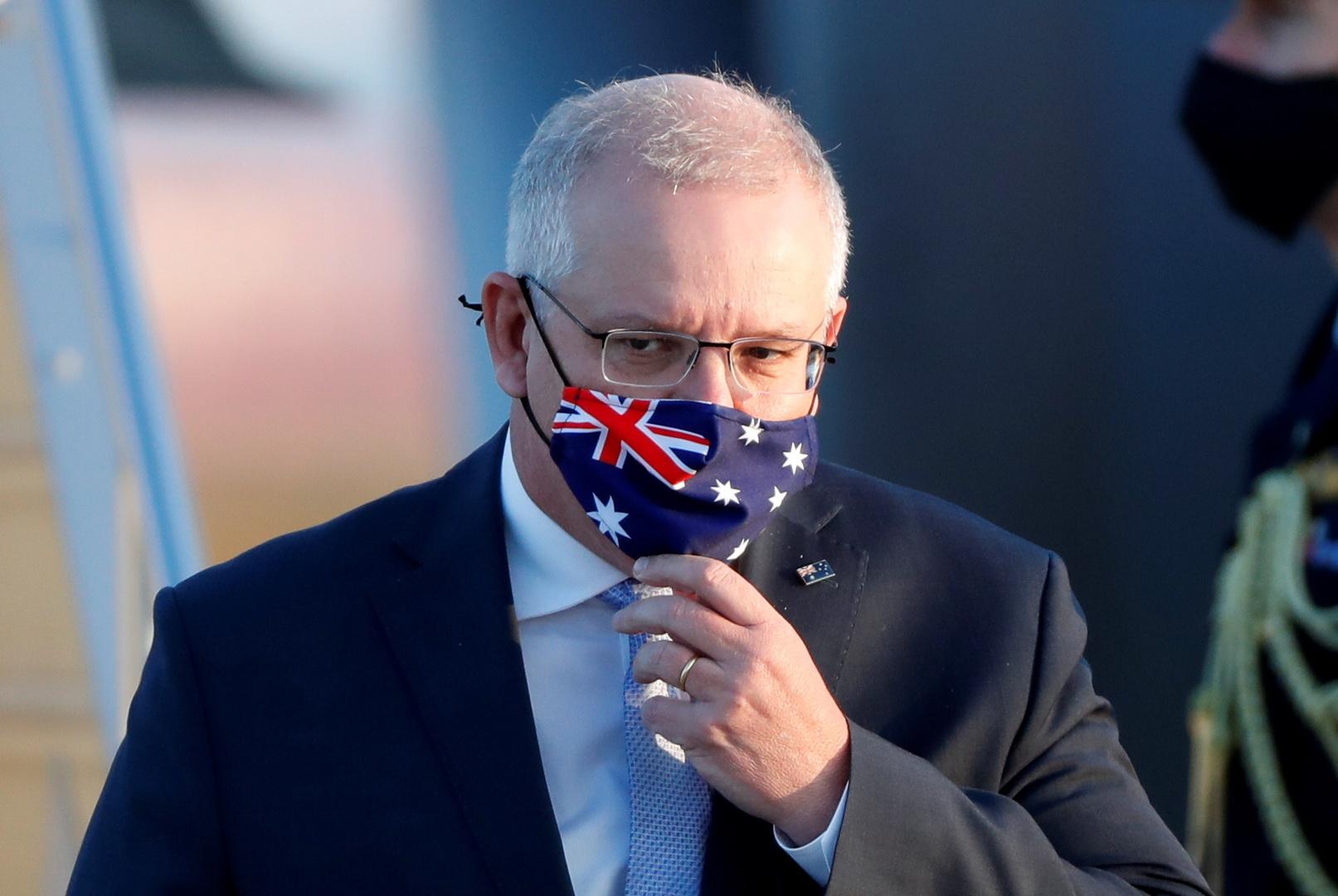 رئيس وزراء أستراليا يعتذر لموظفة زعمت اغتصابها في البرلمان
