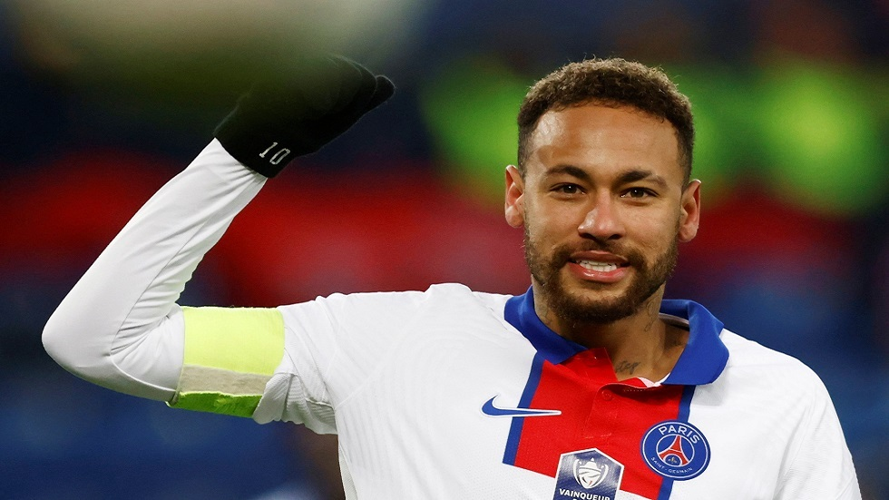 Neymar publishes a satirical tweet describing the night of Barcelona's ouster as
