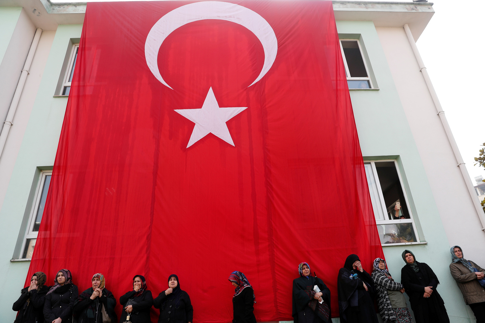 تركيا: القبض على 5 روس وليبي حاولوا دخول البلاد من سوريا