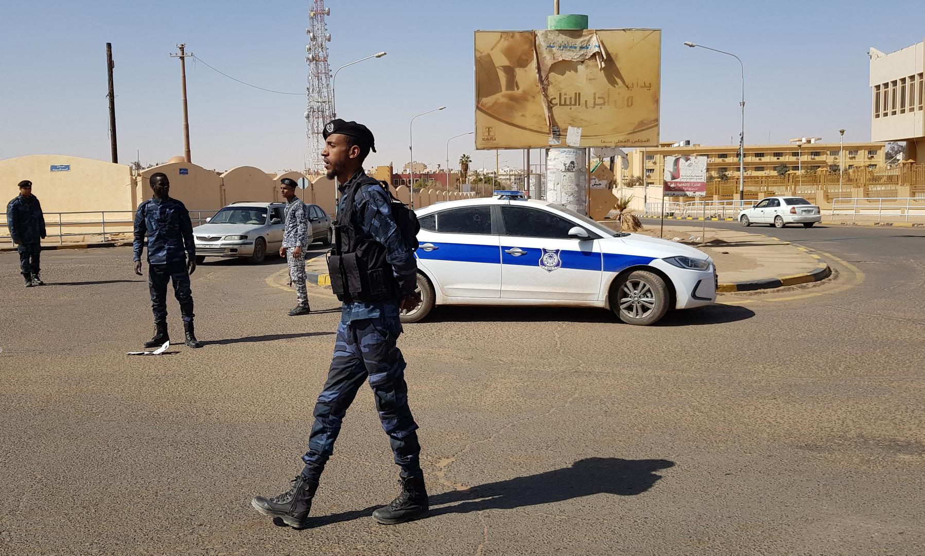ليبيا.. أنباء عن سقوط قذيفة في حي المنشية بسبها خلال احتفال بثورة 17 فبراير