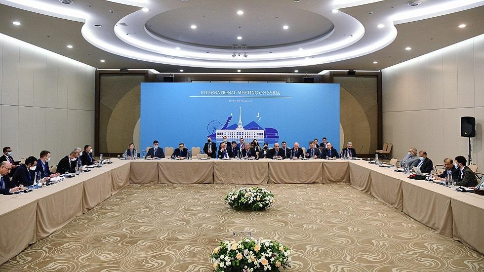 البيان المشترك الصادر عن الجولة الـ15 للمفاوضات حول سوريا بـ