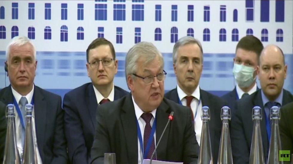 لافرنتييف: اتفقنا على مكافحة الإرهاب بسوريا