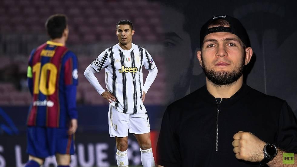 حبيب يكشف عشقه لكرة القدم ومشاعره بعد مباراة برشلونة وسان جيرمان ويستحضر رونالدو