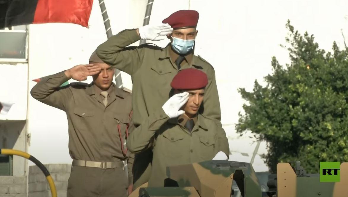 عرض عسكري في مصراتة احتفالا بالذكرى العاشرة للثورة الليبية