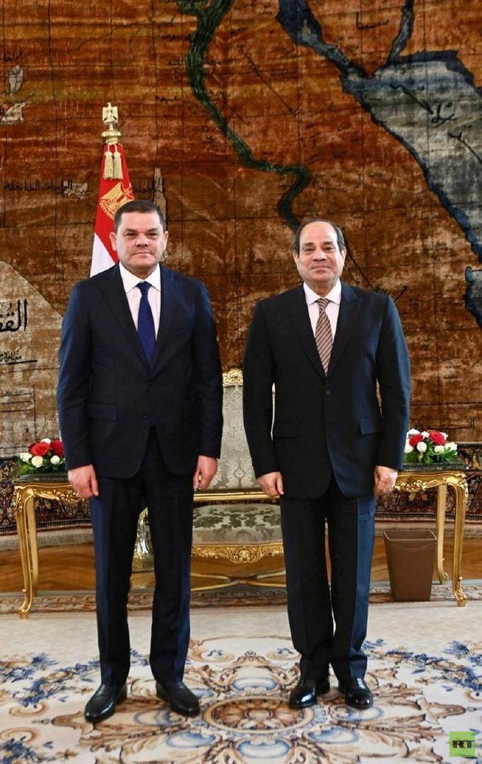 الإعلان عن اتفاق مصري مع الحكومة الليبية الجديدة