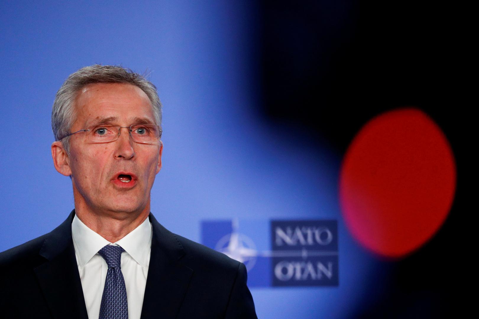 الناتو يعلن عن رفع تعداد قواته في العراق بـ8 أضعاف