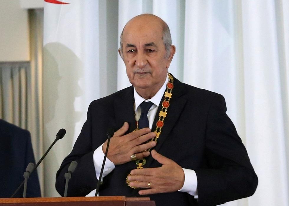 الرئيس الجزائري: سننتج لقاح