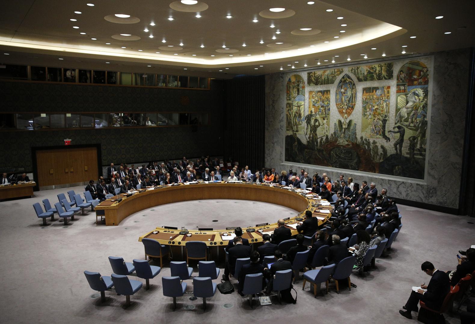 واشنطن تسحب عبر مجلس الأمن إعلان إدارة ترامب إعادة فرض كل العقوبات الأممية على إيران