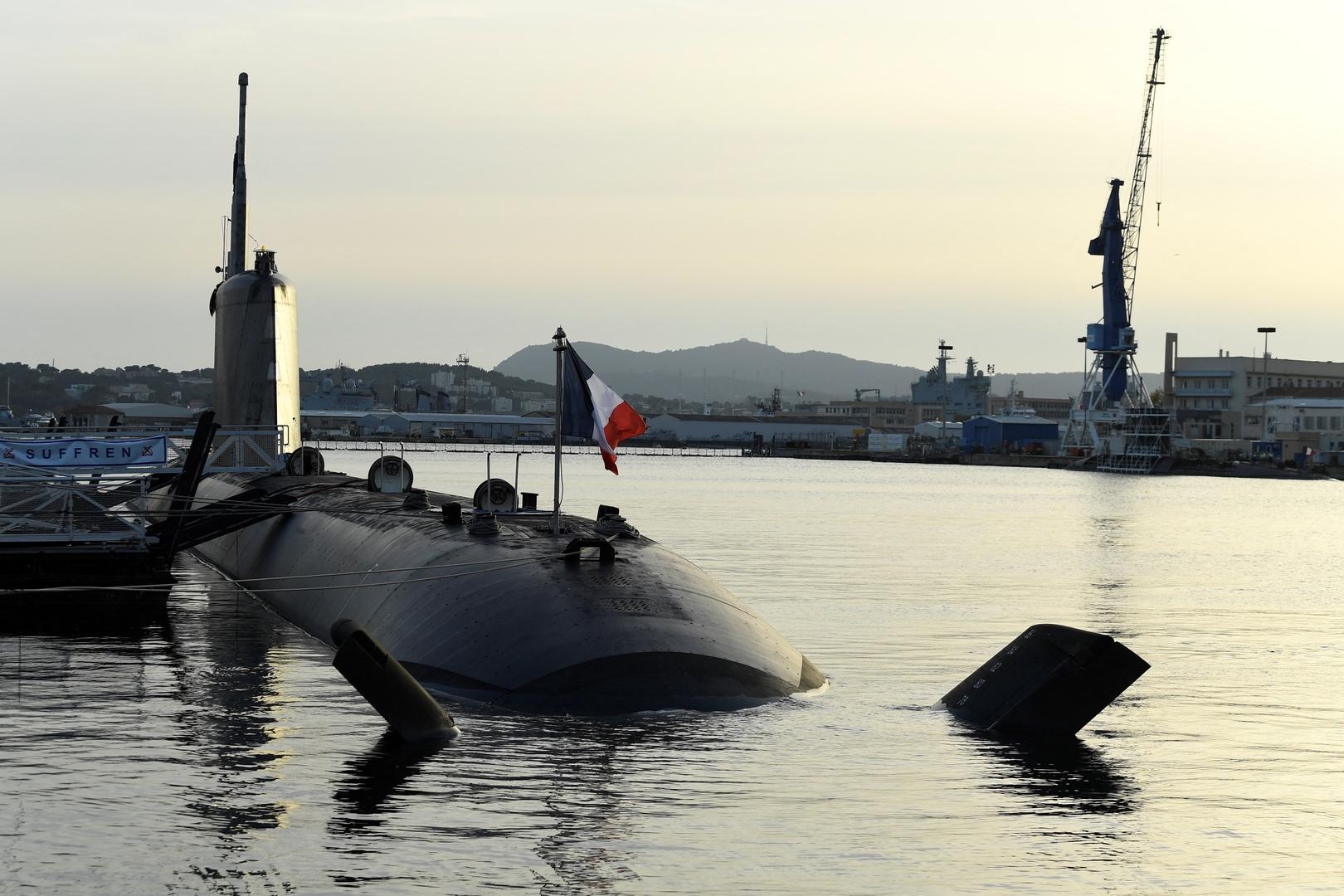 البحرية الفرنسية تحصل على غواصات جديدة مزودة بصواريخ بالستية في عام 2036