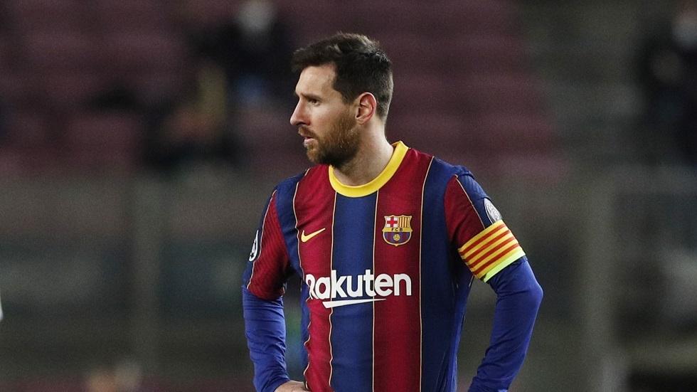 An official response from Manchester City regarding Messi