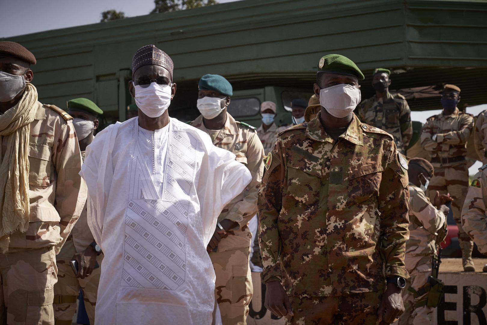 مالي تشكل هيئة للتفاوض مع المتمردين المتشددين