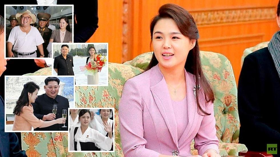 بعد تعتيم شديد.. الكشف عن حياة البذخ السرية لزوجة كيم جونغ أون! (صور)