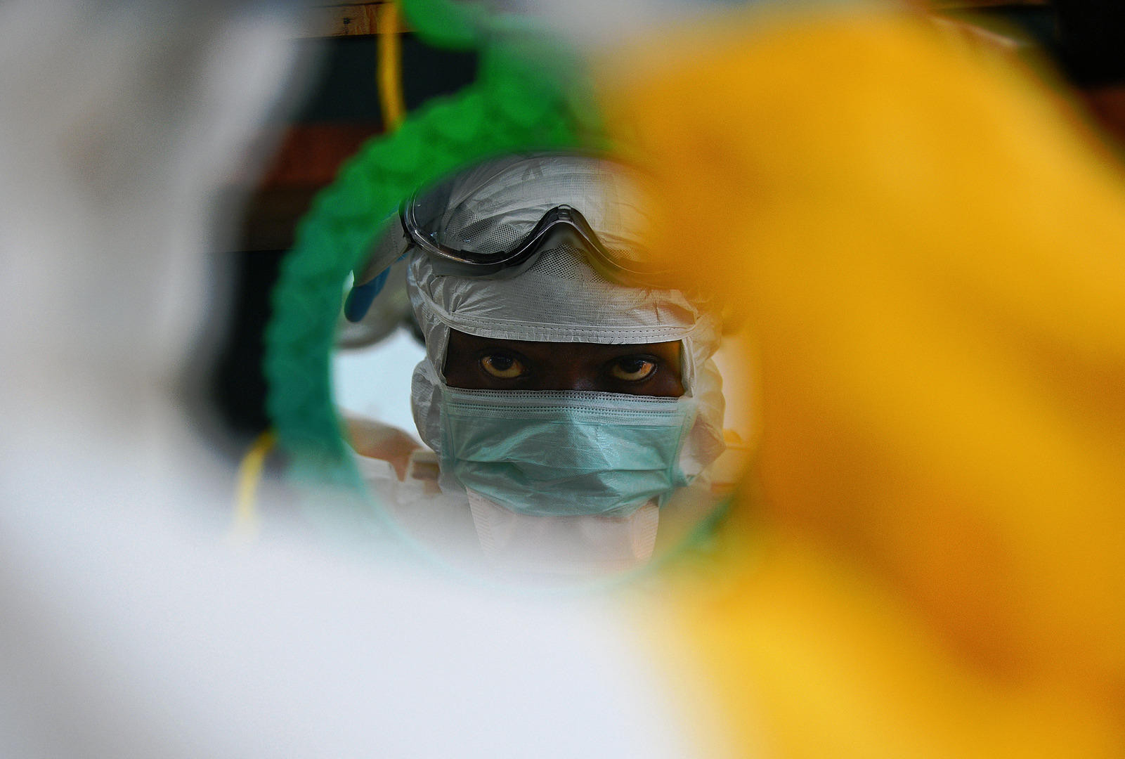 رئيس مكتب منظمة الصحة العالمية في غينيا يحدد صلة كورونا بـ