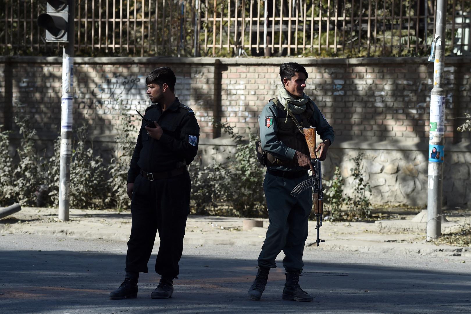 مصرع شخصين جراء انفجار سيارتين في كابل