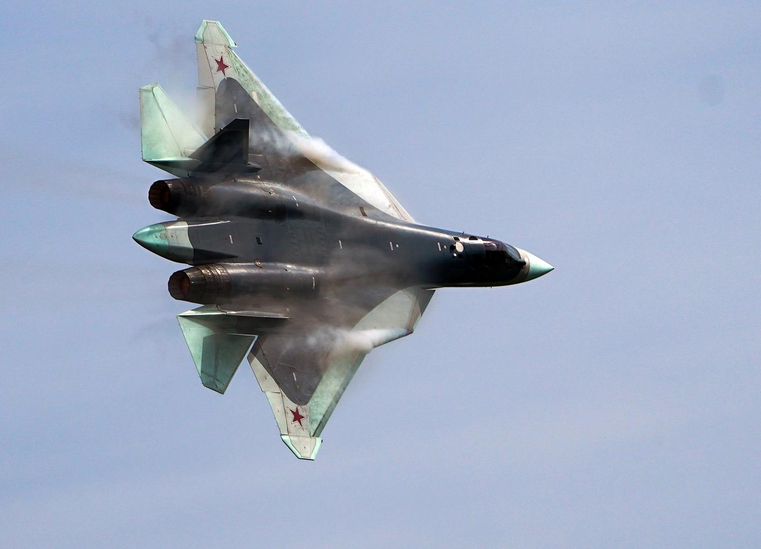 روسيا مستعدة لبيع مقاتلة