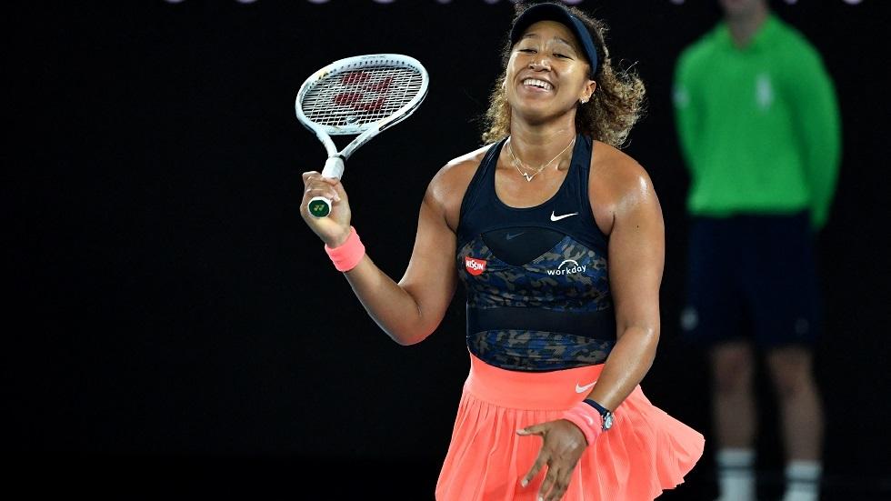 اليابانية أوساكا بطلة لأستراليا المفتوحة للمرة الثانية في مسيرتها