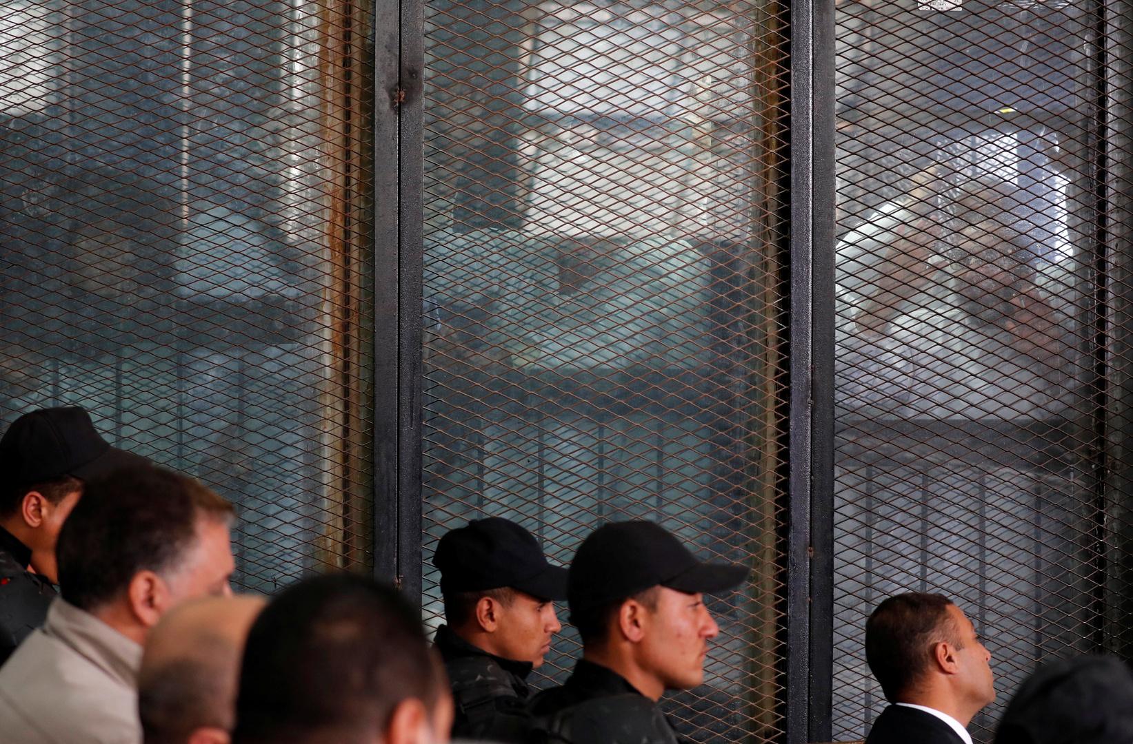 مصر تصدر قرارا بشأن مستشار الرئيس المصري الراحل محمد مرسي