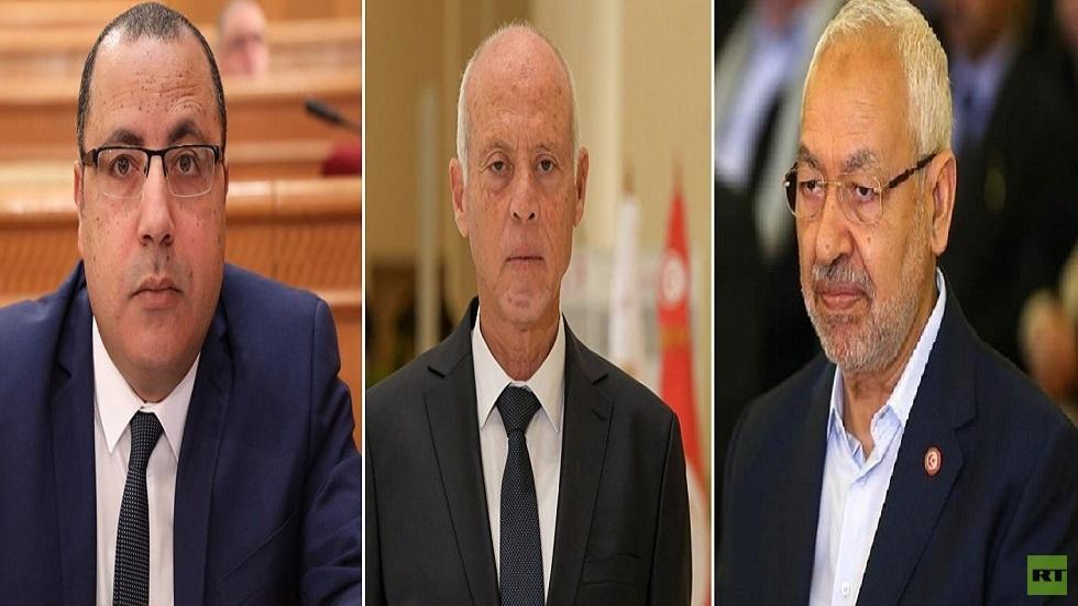 الغنوشي يدعو سعيد لعقد لقاء عاجل يجمع الرئاسات التونسية الثلاث لإيجاد مخرج من الأزمة السياسية
