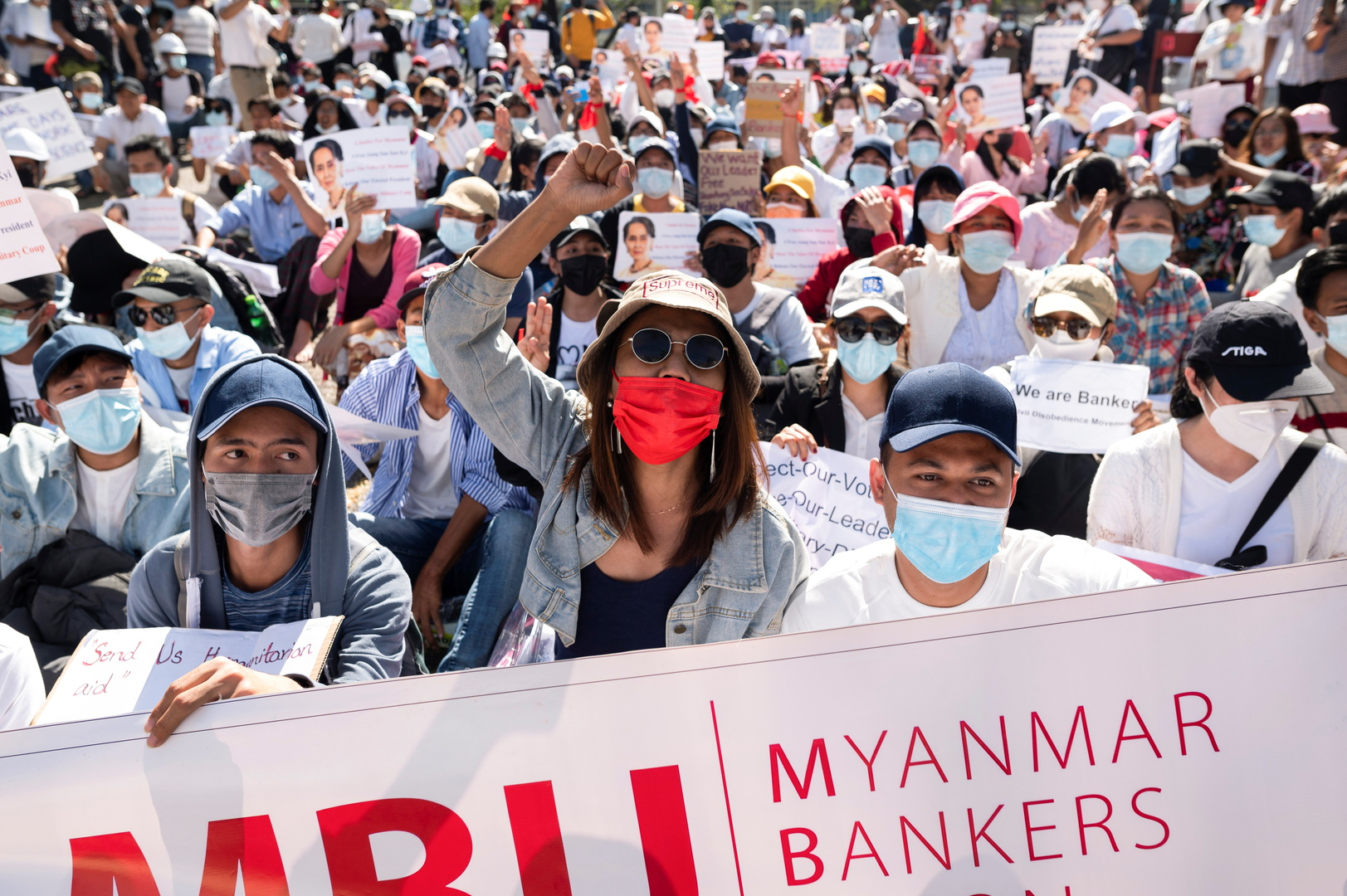 وسائل إعلام: قتلى خلال تفريق المحتجين في ثاني أكبر مدن ميانمار