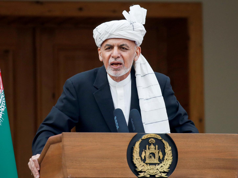 الرئيس الأفغاني: لن تحقق