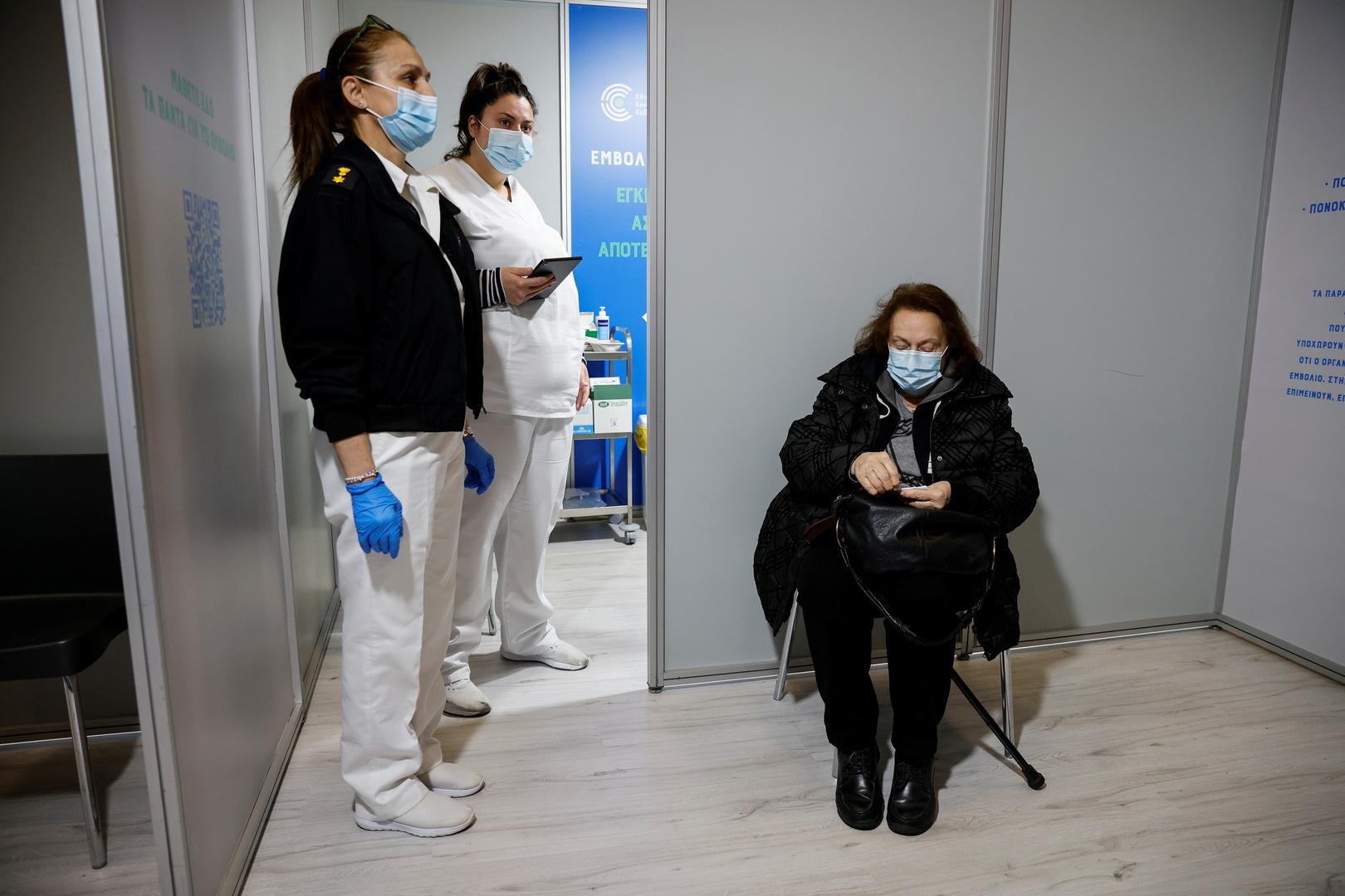 اليونان..23 وفاة و1424 إصابة جديدة بفيروس كورونا