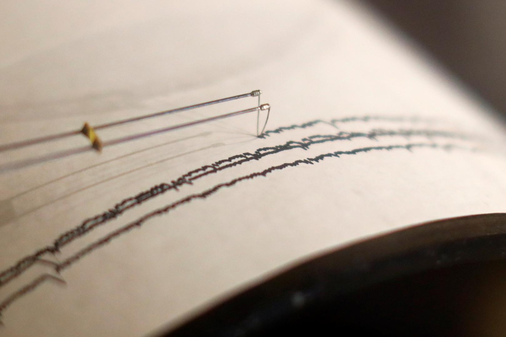 زلزال بقوة 5.1 درجة قبالة الساحل الغربي الأمريكي