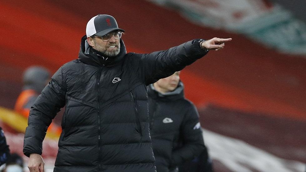مدرب ليفربول يحدد أسباب سقوط فريقه أمام إيفرتون