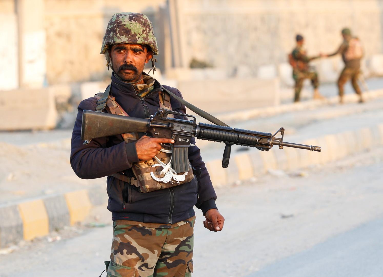 قتيل وجرحى في انفجار بجنوب أفغانستان