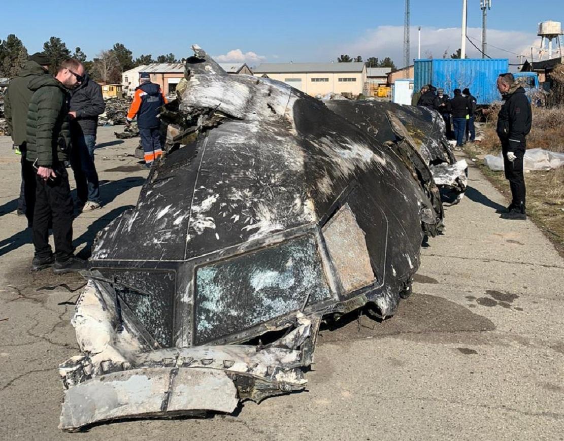 كييف: نجهل أسماء المشتبه بضلوعهم في إسقاط الطائرة الأوكرانية فوق طهران