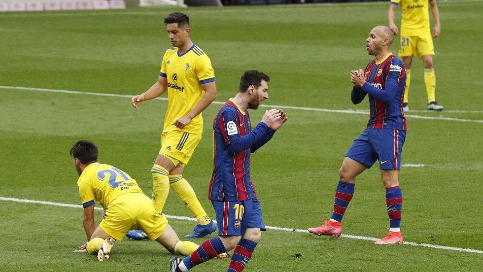 Kadesh deepens Barcelona's wounds and spoils Messi's joy (video)