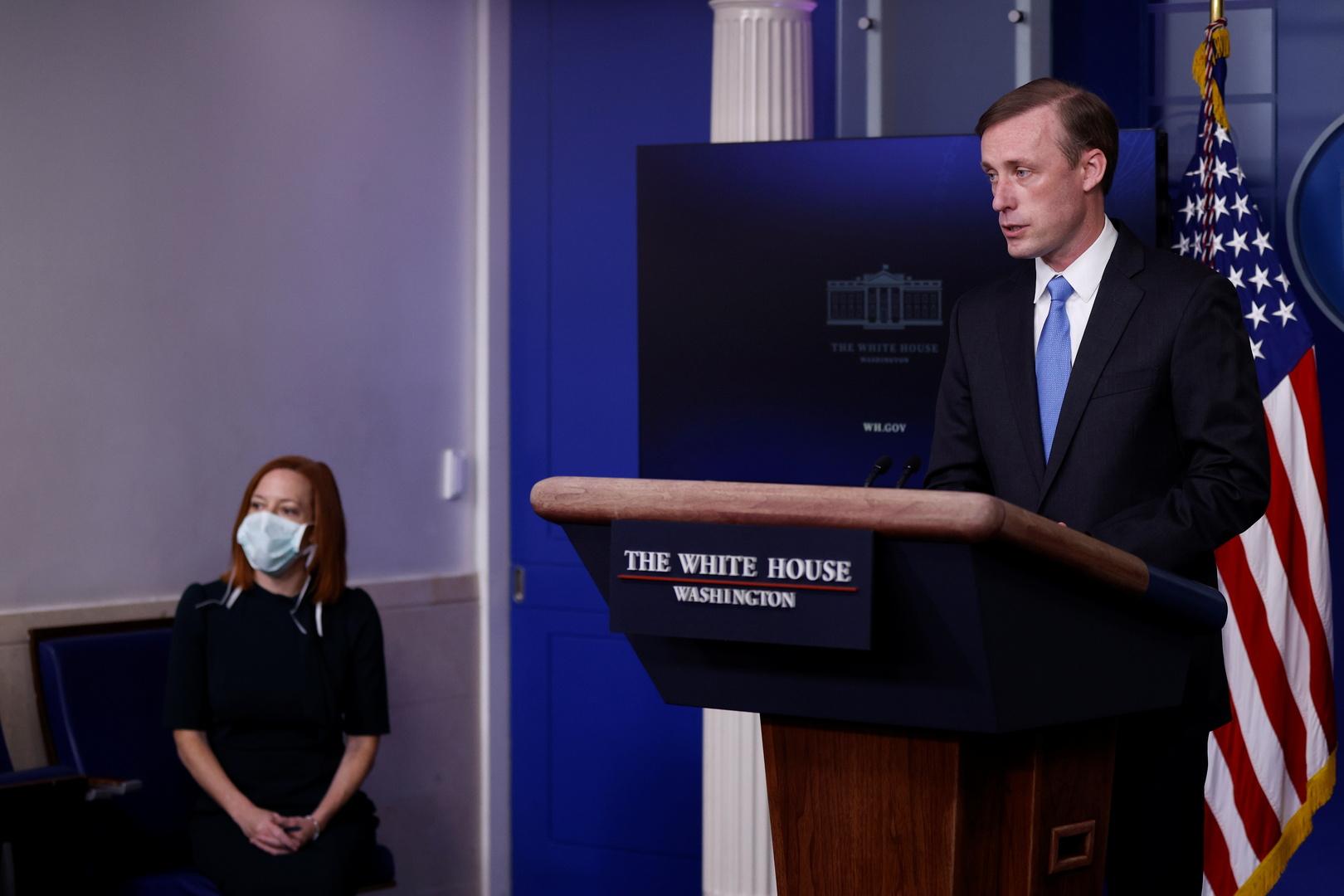 إدارة بايدن: بدأنا اتصالات مع إيران حول الأمريكيين المحتجزين لديها