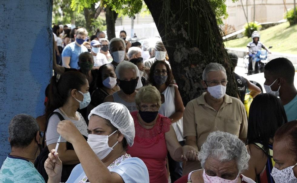 البرازيل تسجل 527 وفاة وأكثر من 29 ألف إصابة جديدة بكورونا
