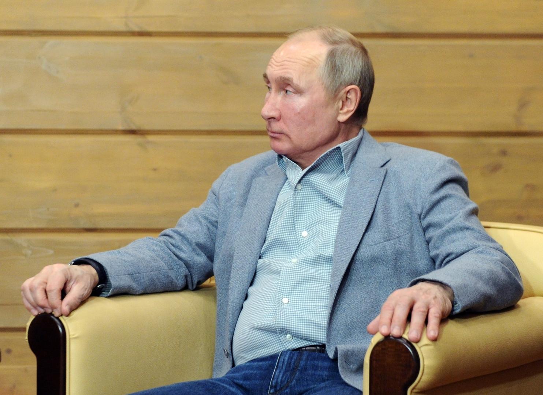 بوتين: روسيا منفتحة على التعاون مع الاتحاد الأوروبي في مواجهة جائحة كورونا