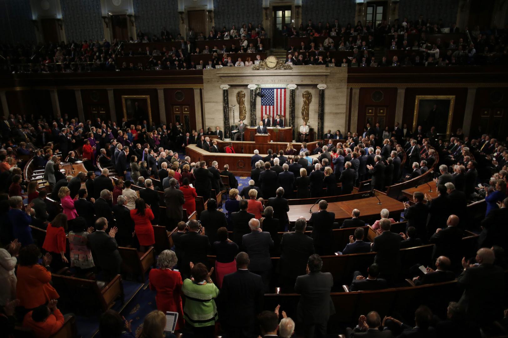 لجنة الميزانية بالبرلمان الأمريكي توافق على مشروع قانون بقيمة 1.9 تريليون دولار لمساعدات كورونا