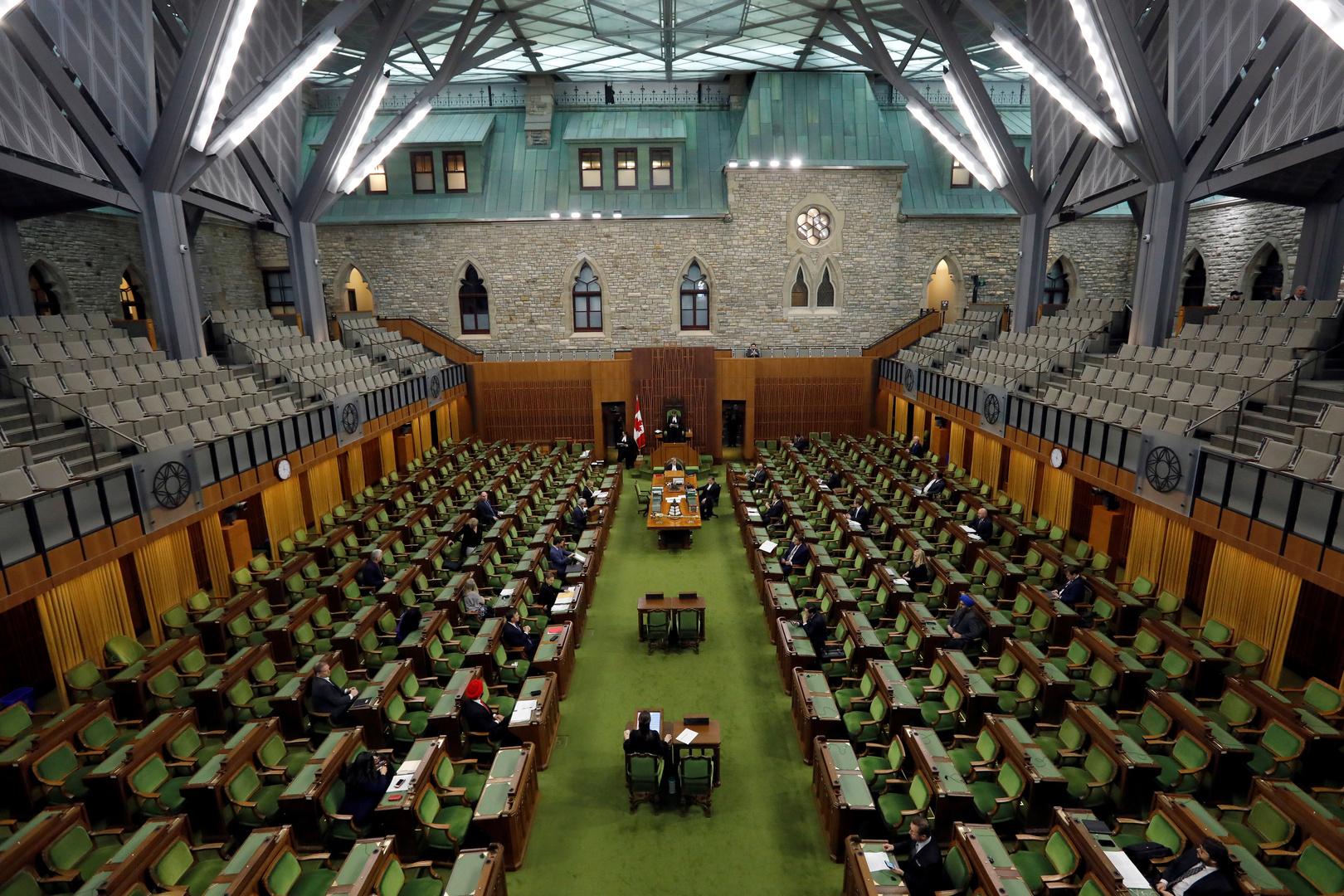 برلمان كندا يصادق على قانون يصف سياسة الصين تجاه الأويغور بأنها