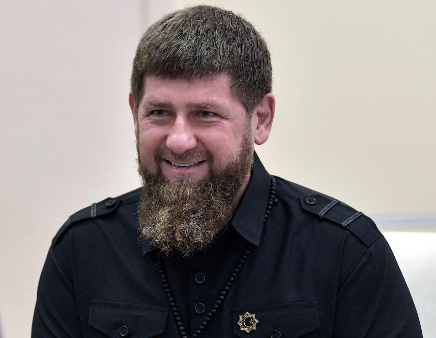 رئيس جمهورية الشيشان، رمضان قديروف