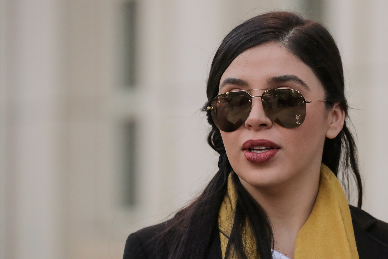 السلطات الأمريكية تعتقل زوجة