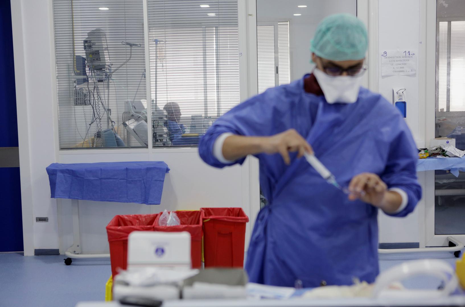 المغرب يسجل 446 إصابة و15 وفاة جديدة بفيروس كورونا