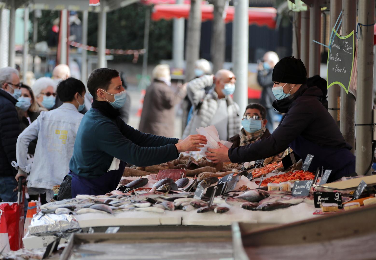 فرنسا..431 وفاة و20064 إصابة جديدة بفيروس كورونا