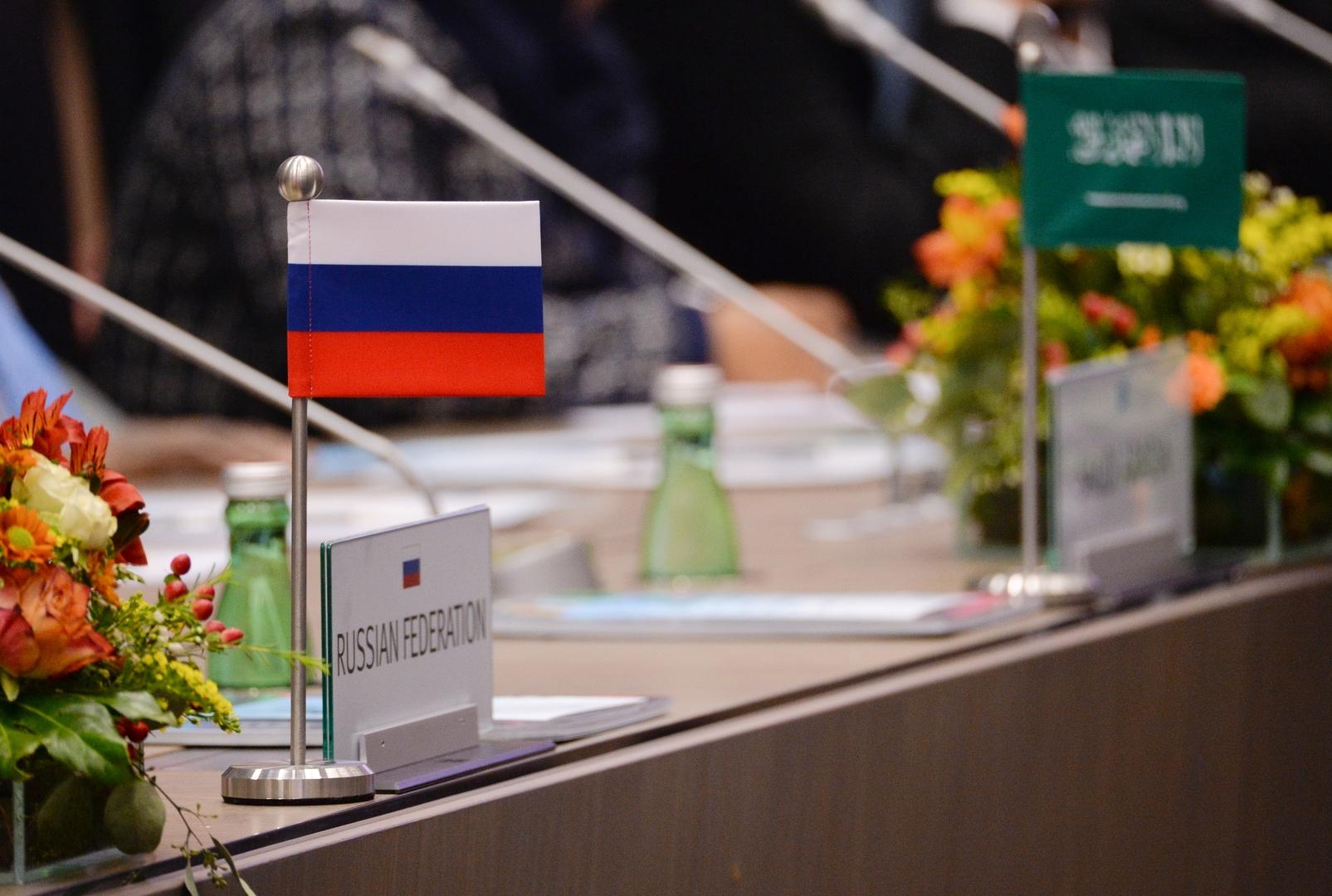 روسيا تخطط لإبرام اتفاقية للتعاون العسكري مع السعودية