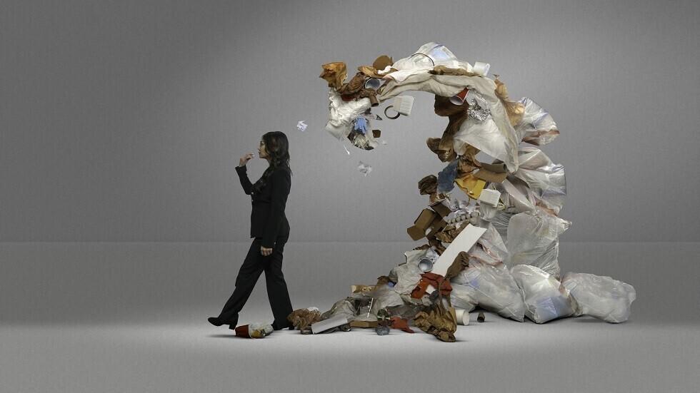 كيف يلوّث البلاستيك أجسامنا؟