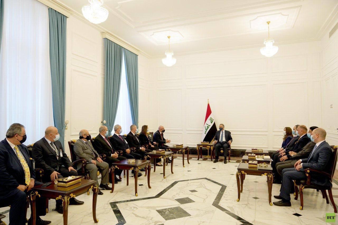 الكاظمي: العراق جاد في تطبيق الاتفاقيات الثنائية مع الأردن